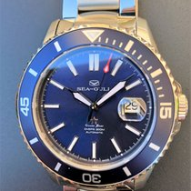 Sea-Gull Ocean Star Diver 200m Blue