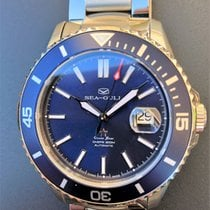 Sea-Gull Steel 44mm Automatic 816.523 new