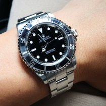 Rolex Submariner 14060 (No Date) 2-liner 2000 w/ Ghost Bezel