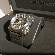 Bell & Ross BR-X1 Titan 45mm Transparent Fara cifre