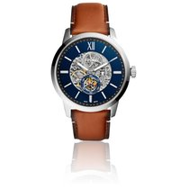Fossil 48mm Automatic new Blue