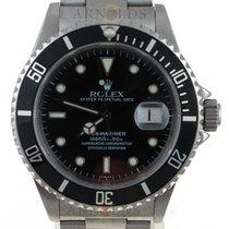Rolex 16610 Aço 1999 Submariner Date 40mm usado