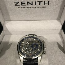 Zenith Steel 42mm Automatic 03.2081.400/78.C813 pre-owned Singapore, Singapore