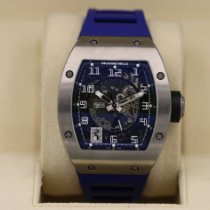 Richard Mille Titanium 48mm Automatic RM010 pre-owned