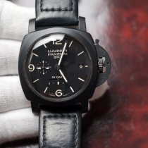Panerai Luminor 1950 10 Days GMT Ceramika 44mm Czarny