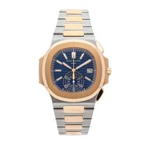Patek Philippe pre-owned Automatic 40.5mm Blue
