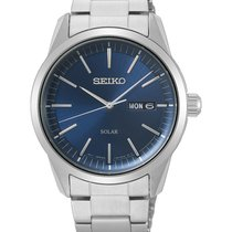Seiko new 40mm Steel Sapphire Glass