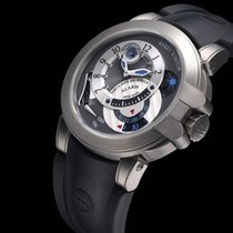Harry Winston Acero 44mm Cuerda manual OCEMAL44ZZ001 usados