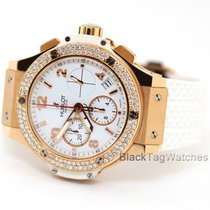 Hublot Big Bang 41 mm Rose gold 41mm White United States of America, Florida, Aventura