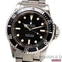 Rolex Submariner (No Date) 5513 1978 rabljen