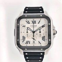 Cartier Stal 43.3mm Automatyczny WSSA0017 nowość