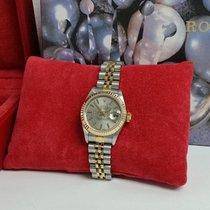 Rolex 79173 Or/Acier 1996 Lady-Datejust 26mm occasion
