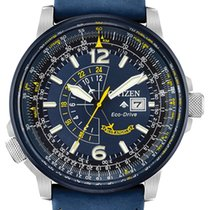 Citizen Promaster Sky Steel 42mm Blue United States of America, Florida, Sarasota