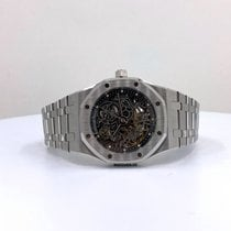 Audemars Piguet Royal Oak Selfwinding Сталь 39mm Прозрачный