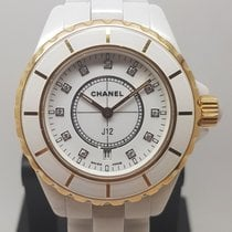 Chanel J12 H2181 Very good Ceramic 33mm Quartz