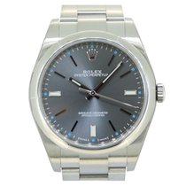 Rolex Oyster Perpetual 39 Acero 39mm