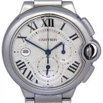Cartier 3109 Steel Ballon Bleu 44mm 44mm pre-owned United States of America, Florida, 33431