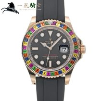 Rolex Yacht-Master 40 Steel 40mm Black