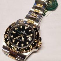 Rolex GMT-Master II Goud/Staal