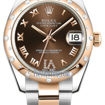 Rolex Datejust 31mm Stainless Steel and Rose Gold 178341...