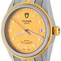 Tudor Glamour Date Steel 36mm Champagne No numerals