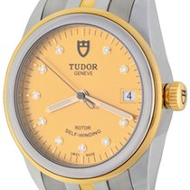 Tudor Glamour Date Steel 36mm Champagne No numerals United States of America, Texas, Dallas