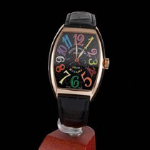 Franck Muller Color Dreams Pink Gold Automatic