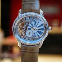 Audemars Piguet Millenary Hand-Wound Rose Gold Diamonds Watch