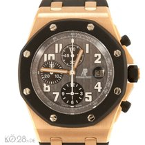 Audemars Piguet Royal Oak Offshore Rósegold 42mm B+P 10/2008