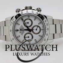Rolex Daytona 116520 White Dial  Ser V 2012 3425 JUST  SERVICED