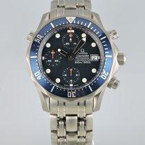 Omega Seamaster Diver 300 M Titanium Chronograph 2298.80.00