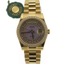 Rolex 118348 Yellow gold Day-Date 36 36mm new