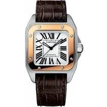 Cartier SANTOS DE CARTIER W20107X7