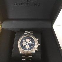 Breitling Super Avenger gebraucht 48mm Chronograph Datum Stahl