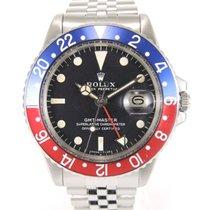 """Rolex GMT Master 1675 """"Long E"""" Mark I"""" """"Pepsi"""""""