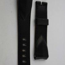 Corum Admirals Cup 40 Black Calf Strap 21/18mm