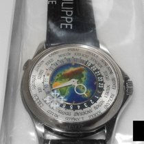 Patek Philippe World Time new 39.5mm White gold