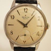 Zenith Sporto Acier 34mm Arabes