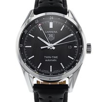 TAG Heuer Carrera Calibre 7 occasion 40mm Acier