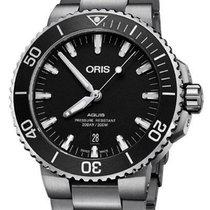 Oris Aquis Date 01 733 7730 4124-07 8 24 05EB 2020 new