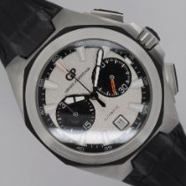 Girard Perregaux Chrono Hawk Steel 44mm Silver United States of America, Texas, Houston