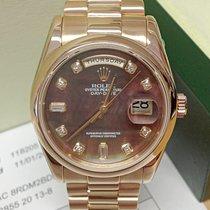 Rolex Day-Date 36 118205 2003 rabljen