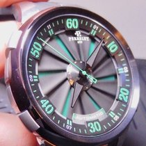 Perrelet Steel 50mm Automatic A1050 new