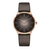 Hamilton Intra-Matic new Quartz Watch with original box H38745501