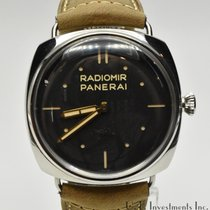 Panerai Radiomir 3 Days 47mm Steel 47mm Black No numerals United States of America, Texas, Houston