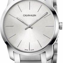 ck Calvin Klein Ατσάλι 37mm Χαλαζίας K2G22146 καινούριο