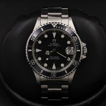 Tudor 75090 Steel 1990 Submariner 36mm pre-owned