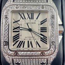 Cartier Santos 100 2656 2015 pre-owned