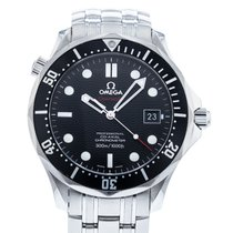 Omega Seamaster Diver 300 M Steel 41mm Black United States of America, Georgia, Atlanta