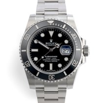 Rolex 116610LN Steel 2019 Submariner Date 40mm pre-owned United Kingdom, London